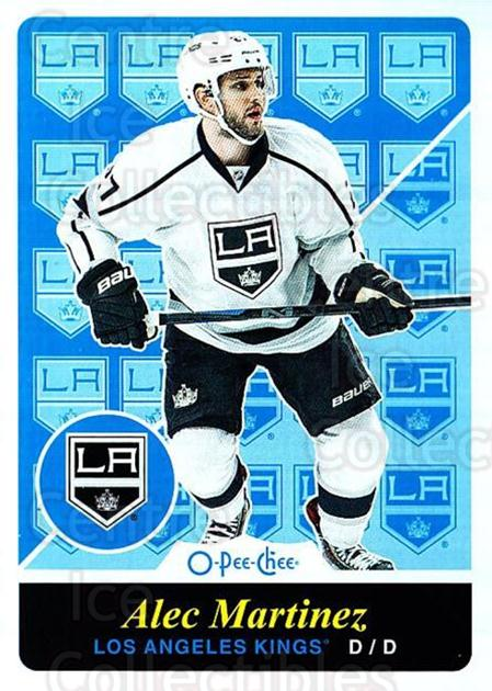 2015-16 O-pee-chee Retro #55 Alec Martinez<br/>1 In Stock - $2.00 each - <a href=https://centericecollectibles.foxycart.com/cart?name=2015-16%20O-pee-chee%20Retro%20%2355%20Alec%20Martinez...&quantity_max=1&price=$2.00&code=710796 class=foxycart> Buy it now! </a>