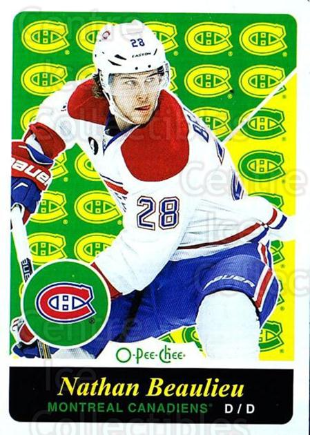 2015-16 O-pee-chee Retro #56 Nathan Beaulieu<br/>1 In Stock - $2.00 each - <a href=https://centericecollectibles.foxycart.com/cart?name=2015-16%20O-pee-chee%20Retro%20%2356%20Nathan%20Beaulieu...&price=$2.00&code=710797 class=foxycart> Buy it now! </a>