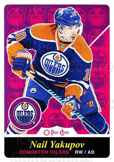 2015-16 O-pee-chee Retro #79 Nail Yakupov<br/>1 In Stock - $2.00 each - <a href=https://centericecollectibles.foxycart.com/cart?name=2015-16%20O-pee-chee%20Retro%20%2379%20Nail%20Yakupov...&quantity_max=1&price=$2.00&code=710820 class=foxycart> Buy it now! </a>