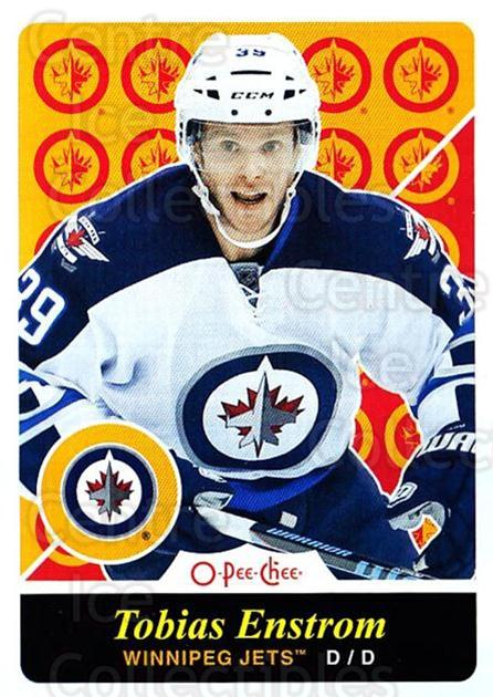 2015-16 O-pee-chee Retro #94 Tobias Enstrom<br/>1 In Stock - $2.00 each - <a href=https://centericecollectibles.foxycart.com/cart?name=2015-16%20O-pee-chee%20Retro%20%2394%20Tobias%20Enstrom...&quantity_max=1&price=$2.00&code=710835 class=foxycart> Buy it now! </a>