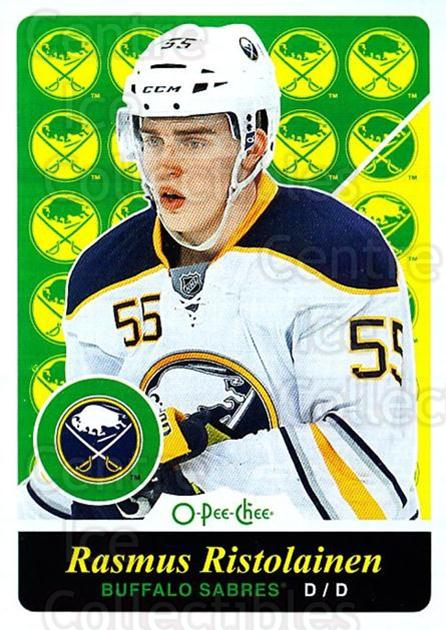 2015-16 O-pee-chee Retro #121 Rasmus Ristolainen<br/>1 In Stock - $2.00 each - <a href=https://centericecollectibles.foxycart.com/cart?name=2015-16%20O-pee-chee%20Retro%20%23121%20Rasmus%20Ristolai...&quantity_max=1&price=$2.00&code=710862 class=foxycart> Buy it now! </a>