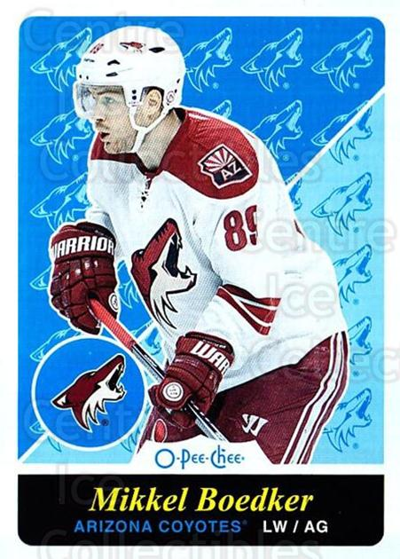 2015-16 O-pee-chee Retro #122 Mikkel Boedker<br/>1 In Stock - $2.00 each - <a href=https://centericecollectibles.foxycart.com/cart?name=2015-16%20O-pee-chee%20Retro%20%23122%20Mikkel%20Boedker...&quantity_max=1&price=$2.00&code=710863 class=foxycart> Buy it now! </a>