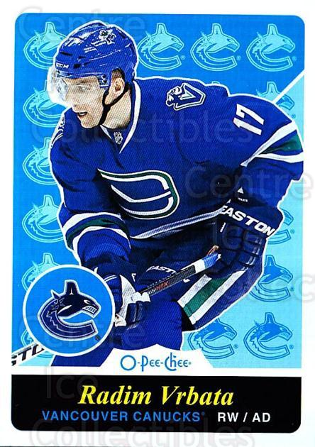 2015-16 O-pee-chee Retro #124 Radim Vrbata<br/>1 In Stock - $2.00 each - <a href=https://centericecollectibles.foxycart.com/cart?name=2015-16%20O-pee-chee%20Retro%20%23124%20Radim%20Vrbata...&quantity_max=1&price=$2.00&code=710865 class=foxycart> Buy it now! </a>