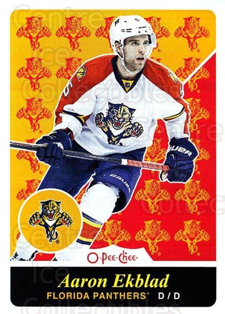 2015-16 O-pee-chee Retro #125 Aaron Ekblad<br/>1 In Stock - $2.00 each - <a href=https://centericecollectibles.foxycart.com/cart?name=2015-16%20O-pee-chee%20Retro%20%23125%20Aaron%20Ekblad...&quantity_max=1&price=$2.00&code=710866 class=foxycart> Buy it now! </a>
