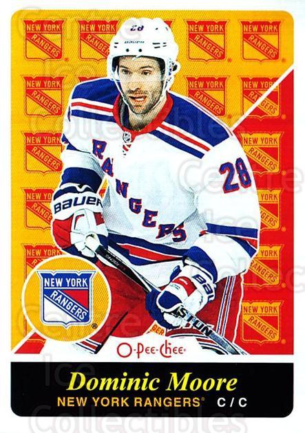 2015-16 O-pee-chee Retro #135 Dominic Moore<br/>1 In Stock - $2.00 each - <a href=https://centericecollectibles.foxycart.com/cart?name=2015-16%20O-pee-chee%20Retro%20%23135%20Dominic%20Moore...&quantity_max=1&price=$2.00&code=710876 class=foxycart> Buy it now! </a>
