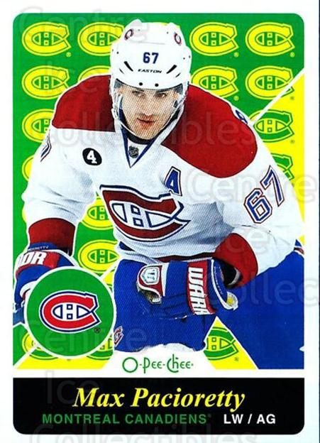 2015-16 O-pee-chee Retro #142 Max Pacioretty<br/>1 In Stock - $2.00 each - <a href=https://centericecollectibles.foxycart.com/cart?name=2015-16%20O-pee-chee%20Retro%20%23142%20Max%20Pacioretty...&quantity_max=1&price=$2.00&code=710883 class=foxycart> Buy it now! </a>