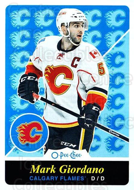 2015-16 O-pee-chee Retro #154 Mark Giordano<br/>1 In Stock - $2.00 each - <a href=https://centericecollectibles.foxycart.com/cart?name=2015-16%20O-pee-chee%20Retro%20%23154%20Mark%20Giordano...&quantity_max=1&price=$2.00&code=710895 class=foxycart> Buy it now! </a>