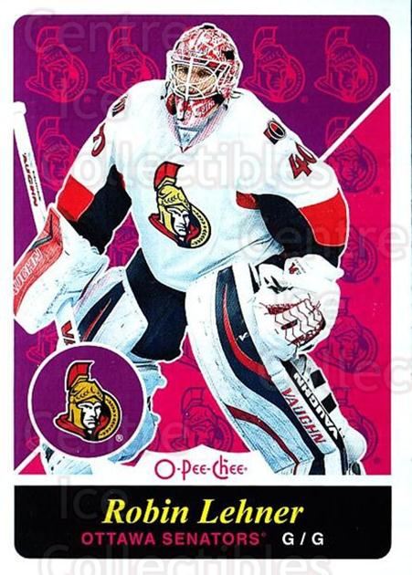 2015-16 O-pee-chee Retro #169 Robin Lehner<br/>1 In Stock - $2.00 each - <a href=https://centericecollectibles.foxycart.com/cart?name=2015-16%20O-pee-chee%20Retro%20%23169%20Robin%20Lehner...&quantity_max=1&price=$2.00&code=710910 class=foxycart> Buy it now! </a>