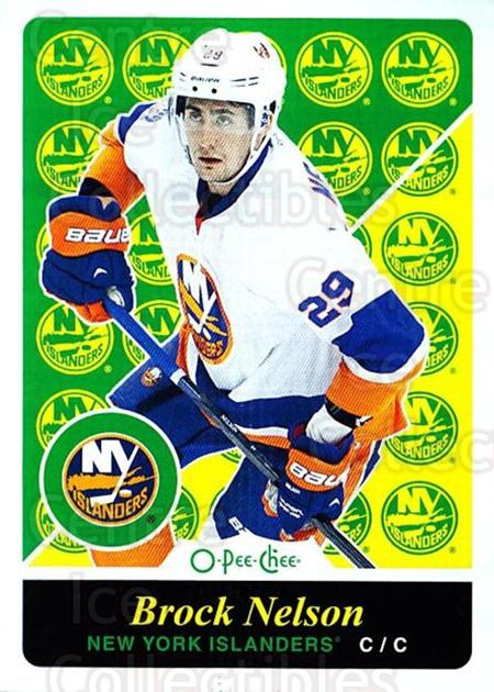 2015-16 O-pee-chee Retro #177 Brock Nelson<br/>1 In Stock - $2.00 each - <a href=https://centericecollectibles.foxycart.com/cart?name=2015-16%20O-pee-chee%20Retro%20%23177%20Brock%20Nelson...&quantity_max=1&price=$2.00&code=710918 class=foxycart> Buy it now! </a>