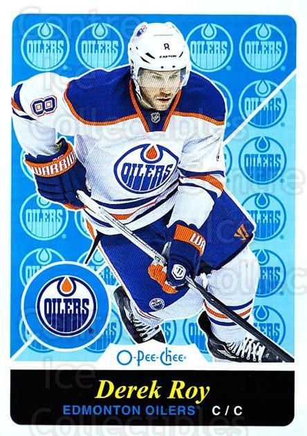 2015-16 O-pee-chee Retro #178 Derek Roy<br/>1 In Stock - $2.00 each - <a href=https://centericecollectibles.foxycart.com/cart?name=2015-16%20O-pee-chee%20Retro%20%23178%20Derek%20Roy...&quantity_max=1&price=$2.00&code=710919 class=foxycart> Buy it now! </a>