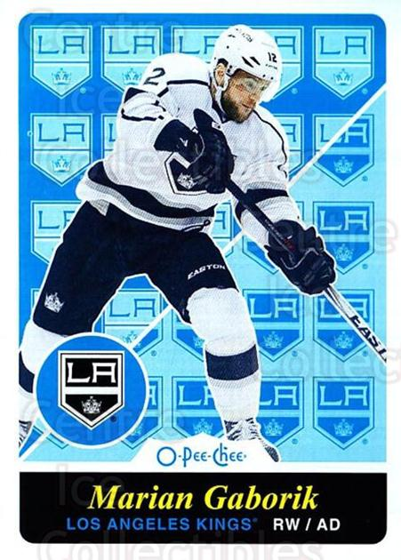 2015-16 O-pee-chee Retro #183 Marian Gaborik<br/>1 In Stock - $2.00 each - <a href=https://centericecollectibles.foxycart.com/cart?name=2015-16%20O-pee-chee%20Retro%20%23183%20Marian%20Gaborik...&quantity_max=1&price=$2.00&code=710924 class=foxycart> Buy it now! </a>