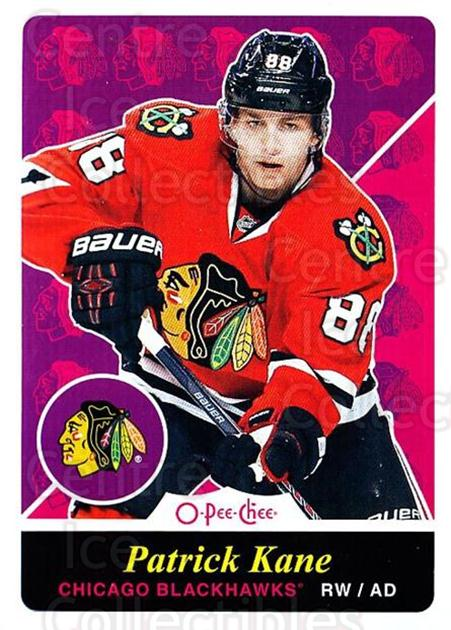 2015-16 O-pee-chee Retro #204 Patrick Kane<br/>1 In Stock - $3.00 each - <a href=https://centericecollectibles.foxycart.com/cart?name=2015-16%20O-pee-chee%20Retro%20%23204%20Patrick%20Kane...&quantity_max=1&price=$3.00&code=710945 class=foxycart> Buy it now! </a>