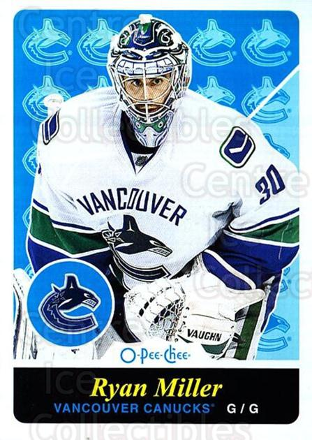 2015-16 O-pee-chee Retro #205 Ryan Miller<br/>1 In Stock - $2.00 each - <a href=https://centericecollectibles.foxycart.com/cart?name=2015-16%20O-pee-chee%20Retro%20%23205%20Ryan%20Miller...&quantity_max=1&price=$2.00&code=710946 class=foxycart> Buy it now! </a>