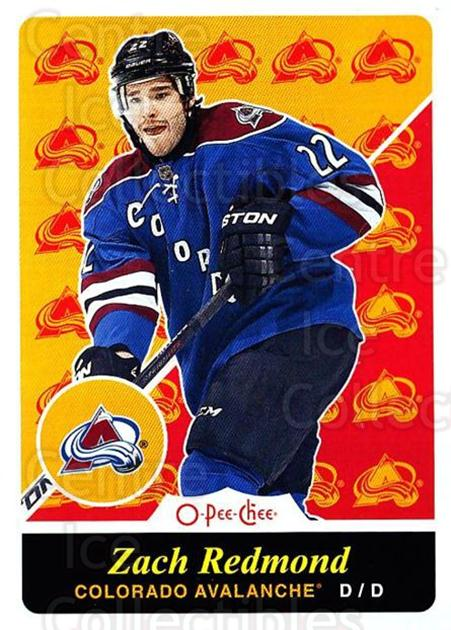 2015-16 O-pee-chee Retro #206 Zach Redmond<br/>1 In Stock - $2.00 each - <a href=https://centericecollectibles.foxycart.com/cart?name=2015-16%20O-pee-chee%20Retro%20%23206%20Zach%20Redmond...&quantity_max=1&price=$2.00&code=710947 class=foxycart> Buy it now! </a>