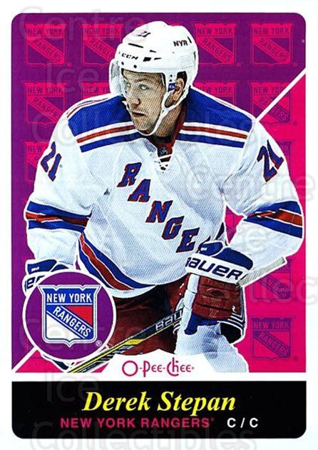 2015-16 O-pee-chee Retro #208 Derek Stepan<br/>1 In Stock - $2.00 each - <a href=https://centericecollectibles.foxycart.com/cart?name=2015-16%20O-pee-chee%20Retro%20%23208%20Derek%20Stepan...&quantity_max=1&price=$2.00&code=710949 class=foxycart> Buy it now! </a>
