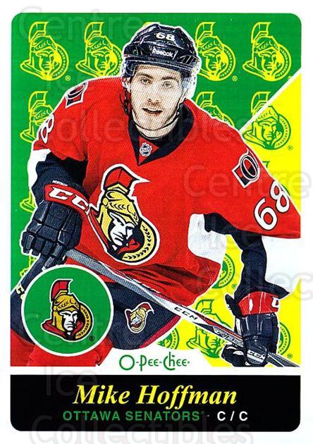 2015-16 O-pee-chee Retro #236 Mike Hoffman<br/>1 In Stock - $2.00 each - <a href=https://centericecollectibles.foxycart.com/cart?name=2015-16%20O-pee-chee%20Retro%20%23236%20Mike%20Hoffman...&quantity_max=1&price=$2.00&code=710977 class=foxycart> Buy it now! </a>