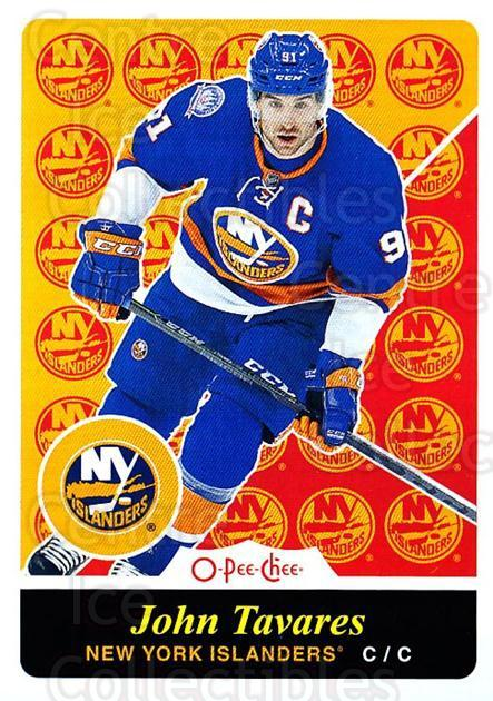 2015-16 O-pee-chee Retro #250 John Tavares<br/>1 In Stock - $3.00 each - <a href=https://centericecollectibles.foxycart.com/cart?name=2015-16%20O-pee-chee%20Retro%20%23250%20John%20Tavares...&quantity_max=1&price=$3.00&code=710991 class=foxycart> Buy it now! </a>