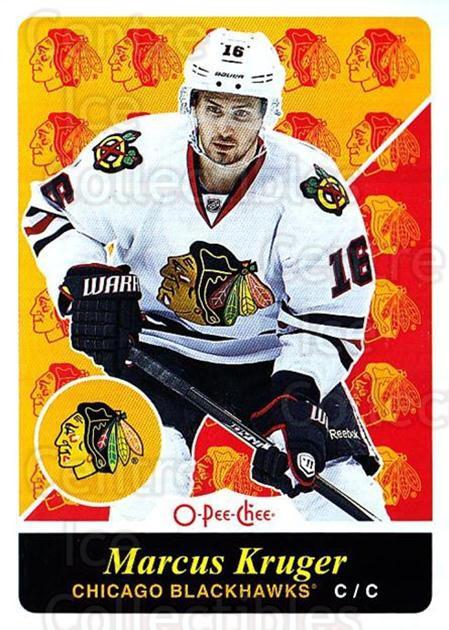 2015-16 O-pee-chee Retro #265 Marcus Kruger<br/>1 In Stock - $2.00 each - <a href=https://centericecollectibles.foxycart.com/cart?name=2015-16%20O-pee-chee%20Retro%20%23265%20Marcus%20Kruger...&quantity_max=1&price=$2.00&code=711006 class=foxycart> Buy it now! </a>