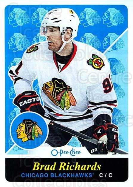 2015-16 O-pee-chee Retro #271 Brad Richards<br/>1 In Stock - $2.00 each - <a href=https://centericecollectibles.foxycart.com/cart?name=2015-16%20O-pee-chee%20Retro%20%23271%20Brad%20Richards...&quantity_max=1&price=$2.00&code=711012 class=foxycart> Buy it now! </a>