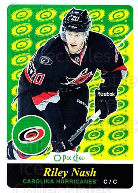 2015-16 O-pee-chee Retro #283 Riley Nash<br/>1 In Stock - $2.00 each - <a href=https://centericecollectibles.foxycart.com/cart?name=2015-16%20O-pee-chee%20Retro%20%23283%20Riley%20Nash...&quantity_max=1&price=$2.00&code=711024 class=foxycart> Buy it now! </a>