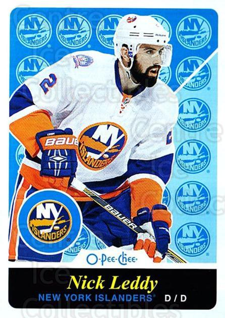 2015-16 O-pee-chee Retro #286 Nick Leddy<br/>1 In Stock - $2.00 each - <a href=https://centericecollectibles.foxycart.com/cart?name=2015-16%20O-pee-chee%20Retro%20%23286%20Nick%20Leddy...&quantity_max=1&price=$2.00&code=711027 class=foxycart> Buy it now! </a>