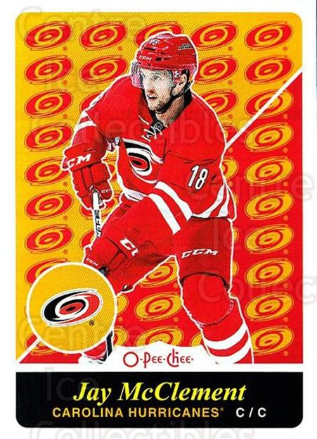 2015-16 O-pee-chee Retro #299 Jay McClement<br/>1 In Stock - $2.00 each - <a href=https://centericecollectibles.foxycart.com/cart?name=2015-16%20O-pee-chee%20Retro%20%23299%20Jay%20McClement...&quantity_max=1&price=$2.00&code=711040 class=foxycart> Buy it now! </a>