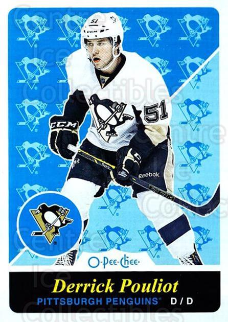 2015-16 O-pee-chee Retro #314 Derrick Pouliot<br/>1 In Stock - $2.00 each - <a href=https://centericecollectibles.foxycart.com/cart?name=2015-16%20O-pee-chee%20Retro%20%23314%20Derrick%20Pouliot...&quantity_max=1&price=$2.00&code=711055 class=foxycart> Buy it now! </a>