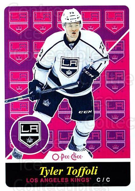 2015-16 O-pee-chee Retro #334 Tyler Toffoli<br/>1 In Stock - $2.00 each - <a href=https://centericecollectibles.foxycart.com/cart?name=2015-16%20O-pee-chee%20Retro%20%23334%20Tyler%20Toffoli...&quantity_max=1&price=$2.00&code=711075 class=foxycart> Buy it now! </a>
