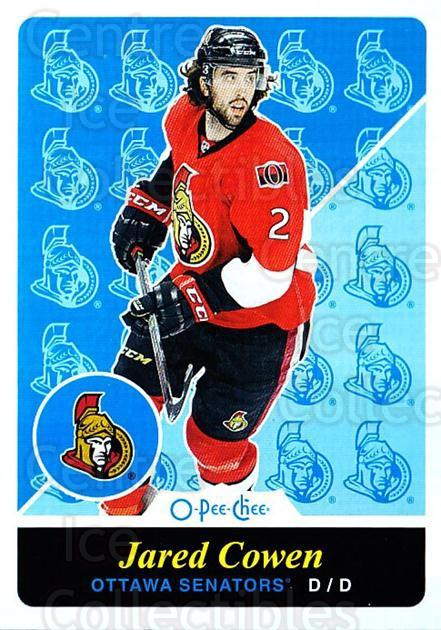 2015-16 O-pee-chee Retro #352 Jared Cowen<br/>1 In Stock - $2.00 each - <a href=https://centericecollectibles.foxycart.com/cart?name=2015-16%20O-pee-chee%20Retro%20%23352%20Jared%20Cowen...&quantity_max=1&price=$2.00&code=711093 class=foxycart> Buy it now! </a>