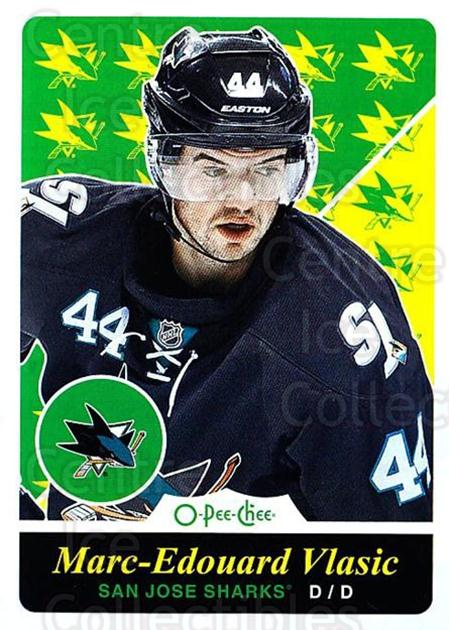 2015-16 O-pee-chee Retro #364 Marc-Edouard Vlasic<br/>1 In Stock - $2.00 each - <a href=https://centericecollectibles.foxycart.com/cart?name=2015-16%20O-pee-chee%20Retro%20%23364%20Marc-Edouard%20Vl...&quantity_max=1&price=$2.00&code=711105 class=foxycart> Buy it now! </a>