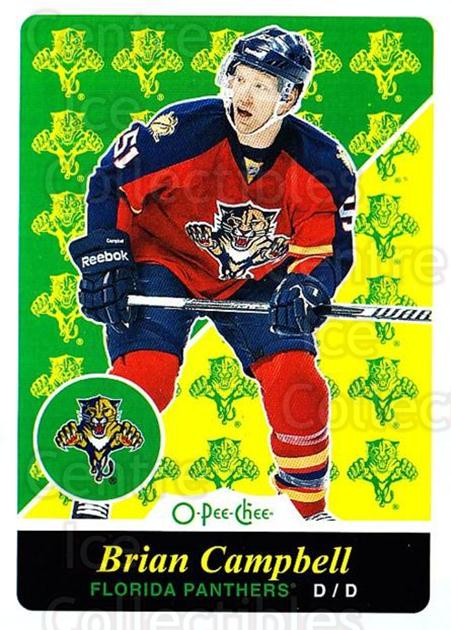 2015-16 O-pee-chee Retro #370 Brian Campbell<br/>1 In Stock - $2.00 each - <a href=https://centericecollectibles.foxycart.com/cart?name=2015-16%20O-pee-chee%20Retro%20%23370%20Brian%20Campbell...&quantity_max=1&price=$2.00&code=711111 class=foxycart> Buy it now! </a>