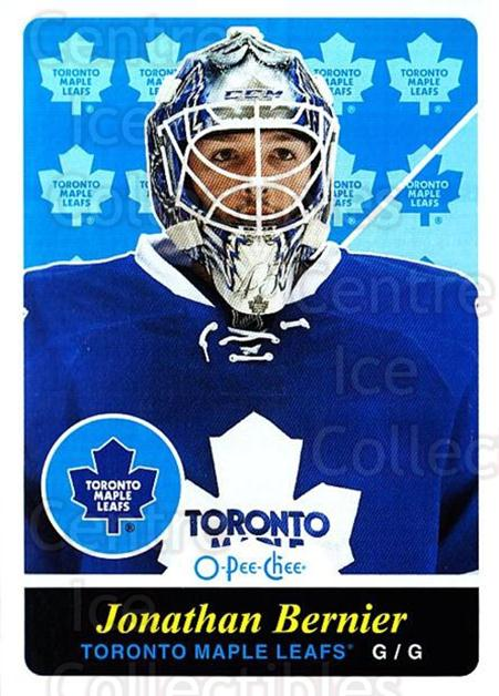 2015-16 O-pee-chee Retro #371 Jonathan Bernier<br/>1 In Stock - $2.00 each - <a href=https://centericecollectibles.foxycart.com/cart?name=2015-16%20O-pee-chee%20Retro%20%23371%20Jonathan%20Bernie...&quantity_max=1&price=$2.00&code=711112 class=foxycart> Buy it now! </a>