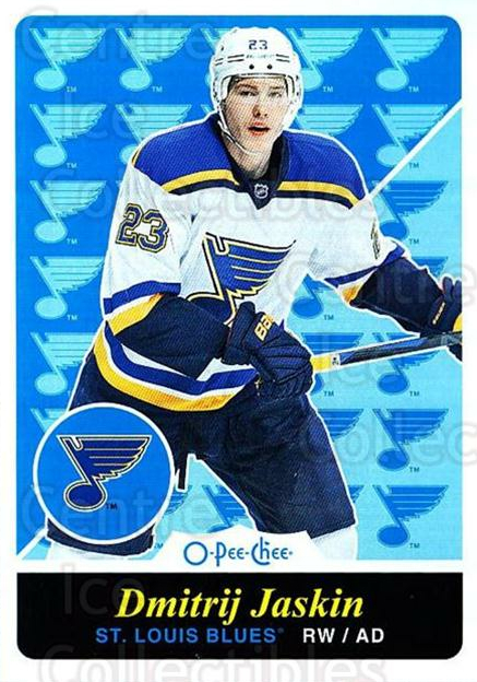 2015-16 O-pee-chee Retro #381 Dmitrij Jaskin<br/>1 In Stock - $2.00 each - <a href=https://centericecollectibles.foxycart.com/cart?name=2015-16%20O-pee-chee%20Retro%20%23381%20Dmitrij%20Jaskin...&quantity_max=1&price=$2.00&code=711122 class=foxycart> Buy it now! </a>