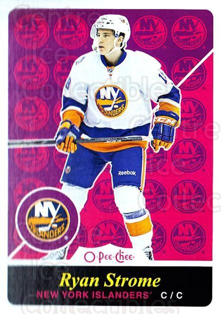 2015-16 O-pee-chee Retro #395 Ryan Strome<br/>1 In Stock - $2.00 each - <a href=https://centericecollectibles.foxycart.com/cart?name=2015-16%20O-pee-chee%20Retro%20%23395%20Ryan%20Strome...&quantity_max=1&price=$2.00&code=711136 class=foxycart> Buy it now! </a>