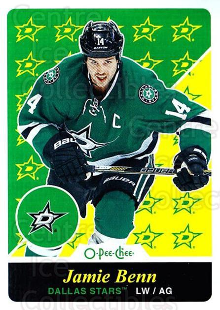 2015-16 O-pee-chee Retro #417 Jamie Benn<br/>1 In Stock - $2.00 each - <a href=https://centericecollectibles.foxycart.com/cart?name=2015-16%20O-pee-chee%20Retro%20%23417%20Jamie%20Benn...&quantity_max=1&price=$2.00&code=711158 class=foxycart> Buy it now! </a>