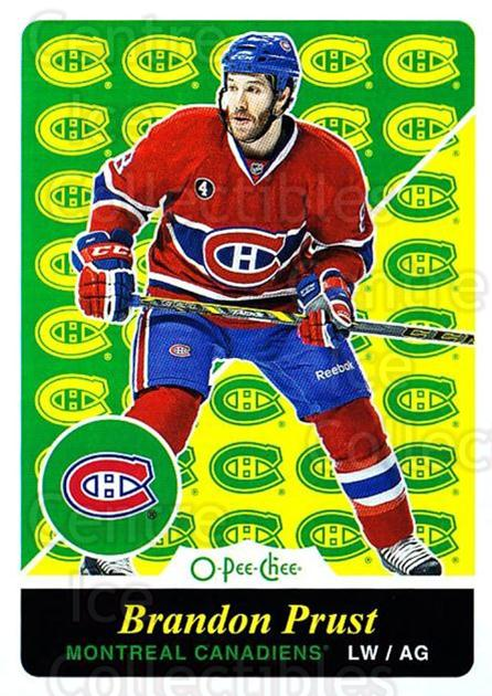 2015-16 O-pee-chee Retro #430 Brandon Prust<br/>1 In Stock - $2.00 each - <a href=https://centericecollectibles.foxycart.com/cart?name=2015-16%20O-pee-chee%20Retro%20%23430%20Brandon%20Prust...&quantity_max=1&price=$2.00&code=711171 class=foxycart> Buy it now! </a>