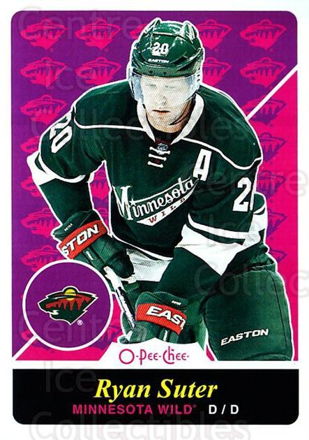 2015-16 O-pee-chee Retro #435 Ryan Suter<br/>1 In Stock - $2.00 each - <a href=https://centericecollectibles.foxycart.com/cart?name=2015-16%20O-pee-chee%20Retro%20%23435%20Ryan%20Suter...&quantity_max=1&price=$2.00&code=711176 class=foxycart> Buy it now! </a>