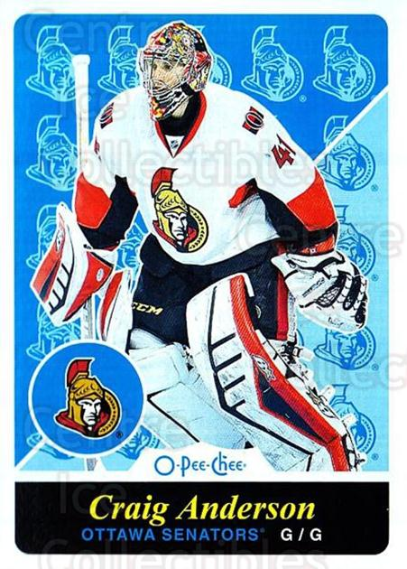 2015-16 O-pee-chee Retro #455 Craig Anderson<br/>1 In Stock - $2.00 each - <a href=https://centericecollectibles.foxycart.com/cart?name=2015-16%20O-pee-chee%20Retro%20%23455%20Craig%20Anderson...&quantity_max=1&price=$2.00&code=711196 class=foxycart> Buy it now! </a>