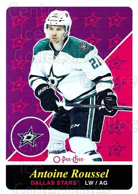 2015-16 O-pee-chee Retro #462 Antoine Roussel<br/>1 In Stock - $2.00 each - <a href=https://centericecollectibles.foxycart.com/cart?name=2015-16%20O-pee-chee%20Retro%20%23462%20Antoine%20Roussel...&quantity_max=1&price=$2.00&code=711203 class=foxycart> Buy it now! </a>