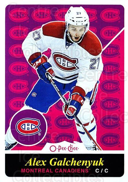 2015-16 O-pee-chee Retro #472 Alex Galchenyuk<br/>1 In Stock - $2.00 each - <a href=https://centericecollectibles.foxycart.com/cart?name=2015-16%20O-pee-chee%20Retro%20%23472%20Alex%20Galchenyuk...&quantity_max=1&price=$2.00&code=711213 class=foxycart> Buy it now! </a>