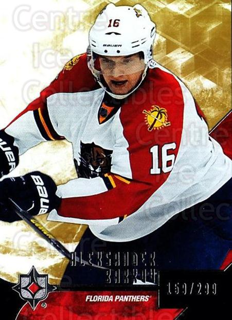 2014-15 UD Ultimate Collection #12 Aleksander Barkov<br/>1 In Stock - $5.00 each - <a href=https://centericecollectibles.foxycart.com/cart?name=2014-15%20UD%20Ultimate%20Collection%20%2312%20Aleksander%20Bark...&quantity_max=1&price=$5.00&code=711571 class=foxycart> Buy it now! </a>