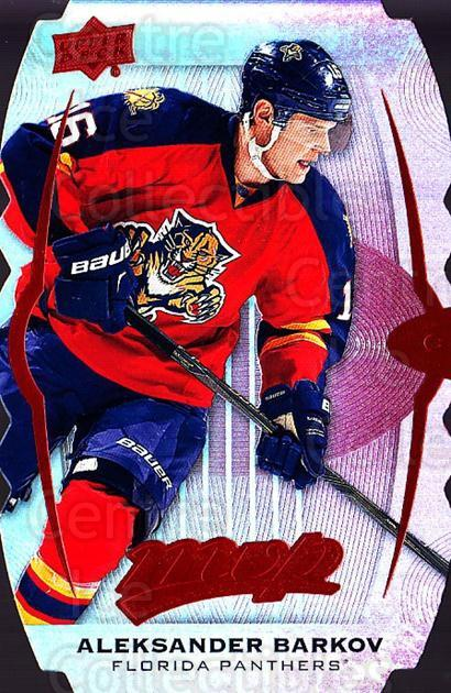 2016-17 Upper Deck MVP Colors and Contours #65 Aleksander Barkov<br/>1 In Stock - $5.00 each - <a href=https://centericecollectibles.foxycart.com/cart?name=2016-17%20Upper%20Deck%20MVP%20Colors%20and%20Contours%20%2365%20Aleksander%20Bark...&quantity_max=1&price=$5.00&code=711926 class=foxycart> Buy it now! </a>