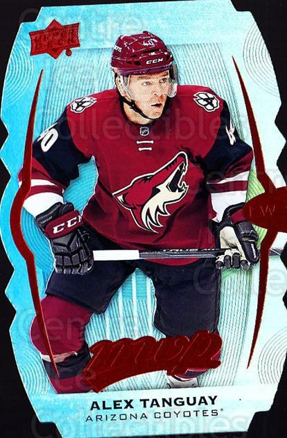 2016-17 Upper Deck MVP Colors and Contours #190 Alex Tanguay<br/>2 In Stock - $5.00 each - <a href=https://centericecollectibles.foxycart.com/cart?name=2016-17%20Upper%20Deck%20MVP%20Colors%20and%20Contours%20%23190%20Alex%20Tanguay...&quantity_max=2&price=$5.00&code=711952 class=foxycart> Buy it now! </a>