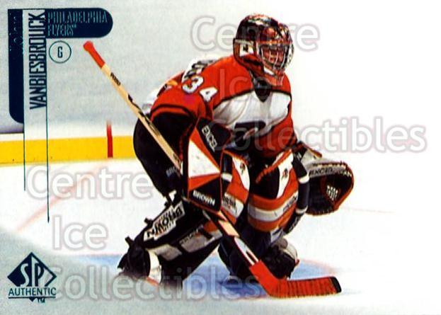 1998-99 Sp Authentic #62 John Vanbiesbrouck<br/>10 In Stock - $1.00 each - <a href=https://centericecollectibles.foxycart.com/cart?name=1998-99%20Sp%20Authentic%20%2362%20John%20Vanbiesbro...&quantity_max=10&price=$1.00&code=71196 class=foxycart> Buy it now! </a>