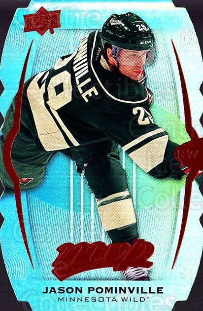 2016-17 Upper Deck MVP Colors and Contours #35 Jason Pominville<br/>2 In Stock - $5.00 each - <a href=https://centericecollectibles.foxycart.com/cart?name=2016-17%20Upper%20Deck%20MVP%20Colors%20and%20Contours%20%2335%20Jason%20Pominvill...&quantity_max=2&price=$5.00&code=711974 class=foxycart> Buy it now! </a>