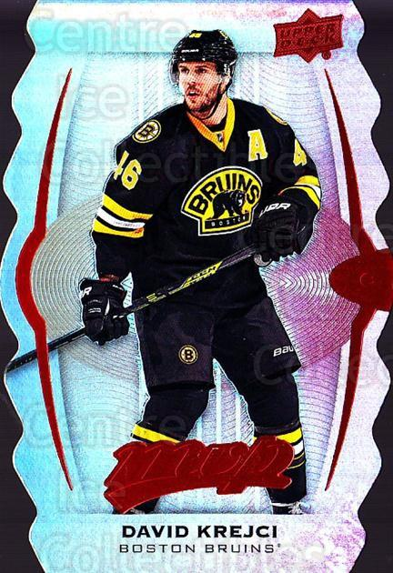 2016-17 Upper Deck MVP Colors and Contours #59 David Krejci<br/>2 In Stock - $5.00 each - <a href=https://centericecollectibles.foxycart.com/cart?name=2016-17%20Upper%20Deck%20MVP%20Colors%20and%20Contours%20%2359%20David%20Krejci...&quantity_max=2&price=$5.00&code=711987 class=foxycart> Buy it now! </a>