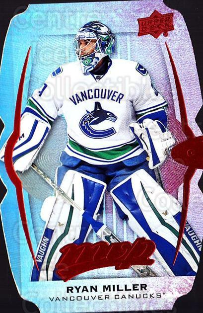 2016-17 Upper Deck MVP Colors and Contours #70 Ryan Miller<br/>2 In Stock - $5.00 each - <a href=https://centericecollectibles.foxycart.com/cart?name=2016-17%20Upper%20Deck%20MVP%20Colors%20and%20Contours%20%2370%20Ryan%20Miller...&quantity_max=2&price=$5.00&code=711992 class=foxycart> Buy it now! </a>