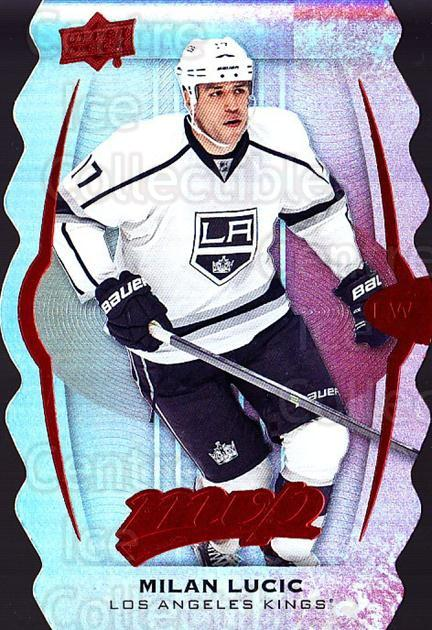 2016-17 Upper Deck MVP Colors and Contours #115 Milan Lucic<br/>2 In Stock - $5.00 each - <a href=https://centericecollectibles.foxycart.com/cart?name=2016-17%20Upper%20Deck%20MVP%20Colors%20and%20Contours%20%23115%20Milan%20Lucic...&quantity_max=2&price=$5.00&code=712018 class=foxycart> Buy it now! </a>
