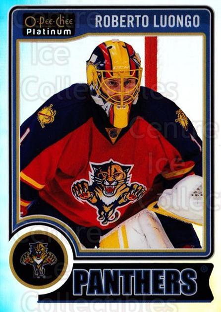 2014-15 O-Pee-Chee Platinum Rainbow #21 Roberto Luongo<br/>1 In Stock - $3.00 each - <a href=https://centericecollectibles.foxycart.com/cart?name=2014-15%20O-Pee-Chee%20Platinum%20Rainbow%20%2321%20Roberto%20Luongo...&quantity_max=1&price=$3.00&code=712636 class=foxycart> Buy it now! </a>
