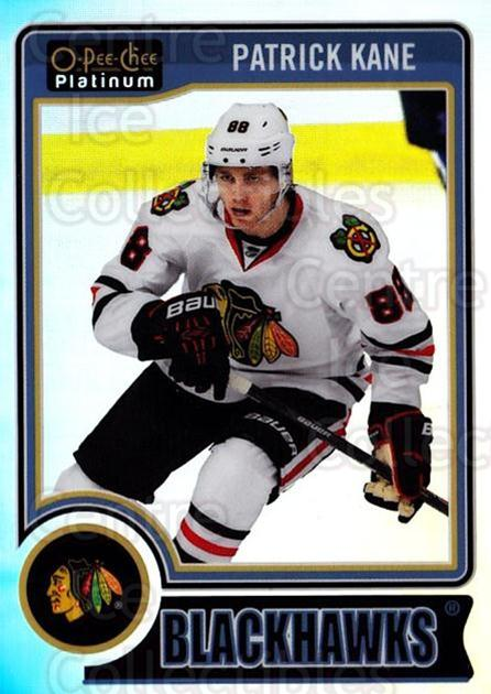 2014-15 O-Pee-Chee Platinum Rainbow #25 Patrick Kane<br/>2 In Stock - $5.00 each - <a href=https://centericecollectibles.foxycart.com/cart?name=2014-15%20O-Pee-Chee%20Platinum%20Rainbow%20%2325%20Patrick%20Kane...&quantity_max=2&price=$5.00&code=712640 class=foxycart> Buy it now! </a>